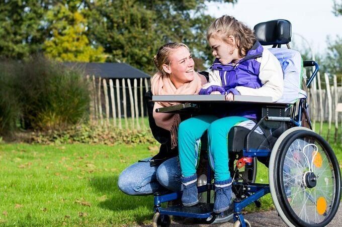 инвалиды 2 группы на колясках