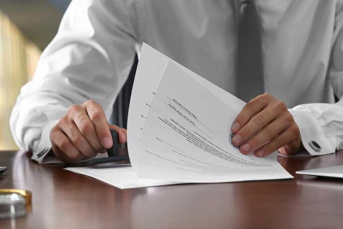 список документов необходимых для вычета