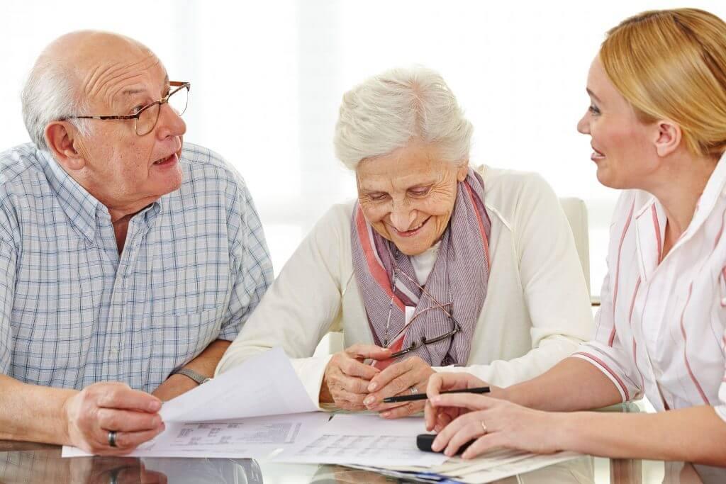 Как оформляется налоговый вычет пенсионерам