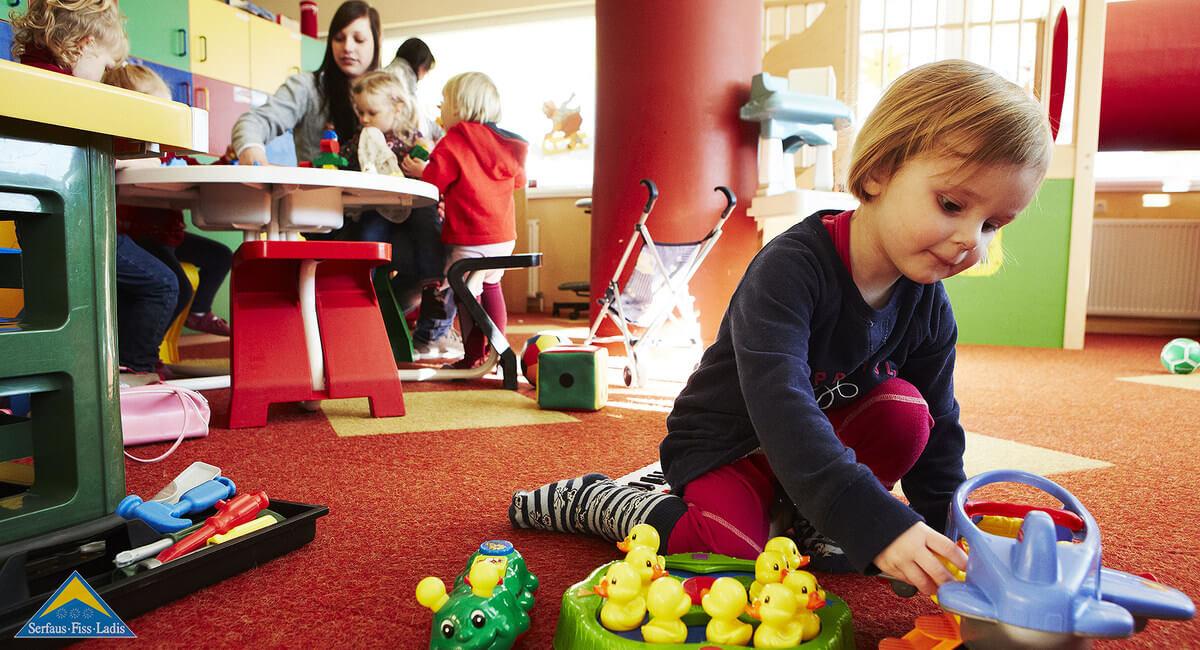 Региональные льготы на место в детский сад