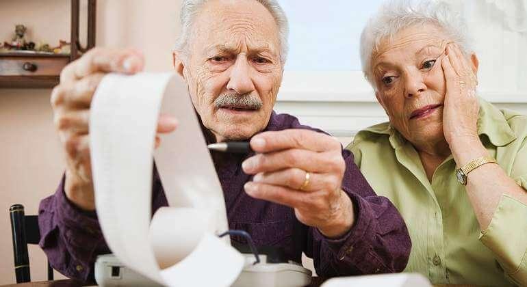 Изображение - Условия предоставления и виды льгот для пенсионеров по оплате коммунальных услуг jubilados-cuentas-getty
